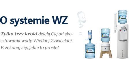 Ciesz się smakiem wody WŻ
