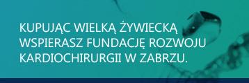 Wspieramy fundację rozwoju kardiochirurgii