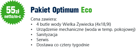 Pakiet optimum eco