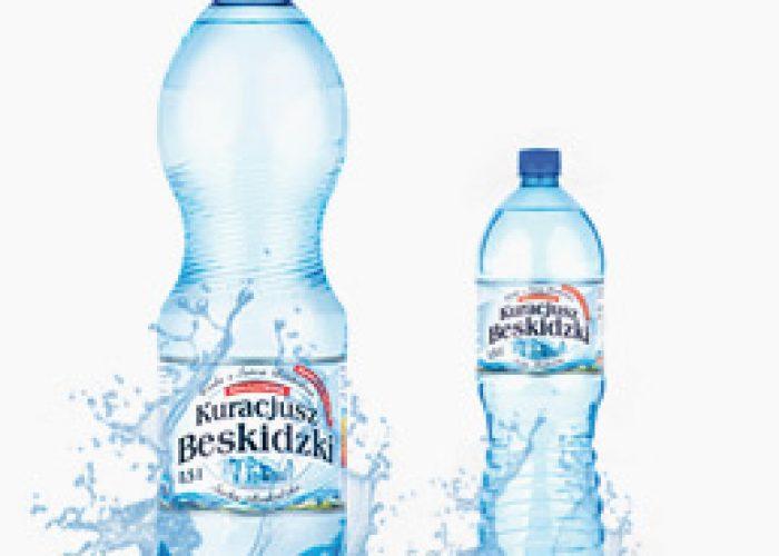 Woda mineralna w butelce miej ją zawsze pod ręką