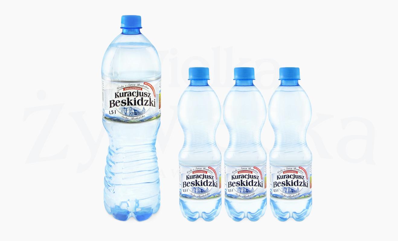 Zalety regularnego picia wody mineralnej