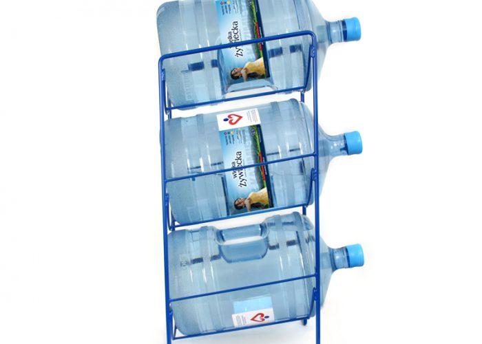 Woda w galonach zaspokojeniem potrzeb rynku
