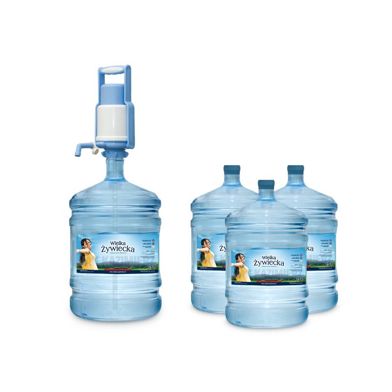 Hej Pracodawco, zamówiłeś już pakiet wody do swojej firmy?