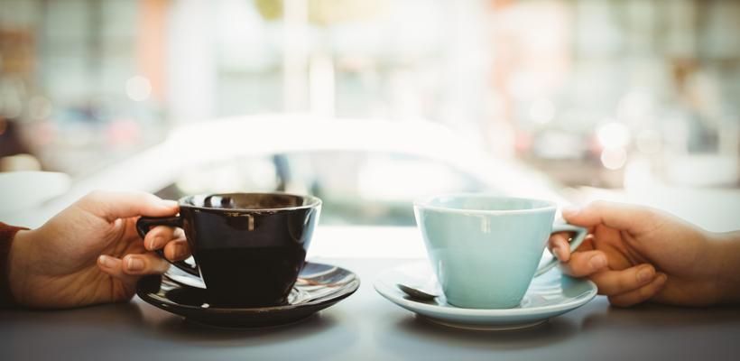 Nie wiesz od czego zacząć? Zacznij od kawy!